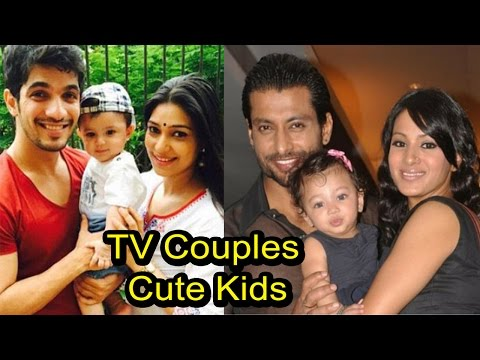 10 Famous Television Couples And Their Oh-So-Cute Star Kids