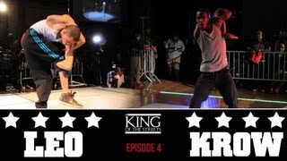 Battles - Krow vs Leo | BattleFest King of the streets 5