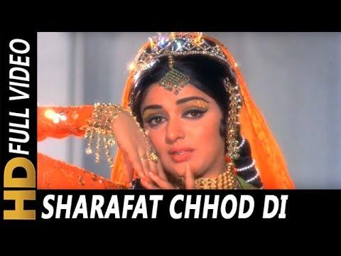 Xxx Mp4 Sharafat Chhod Di Maine Lata Mangeshkar Sharafat 1970 Songs Dharmendra Hema Malini 3gp Sex