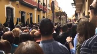 Himno Esperanza Macarena Calle Parras 2015