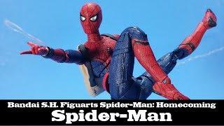 S.H. Figuarts Spider Man: Homecoming Bandai Tamashii Nations