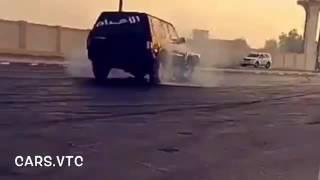 تفحيط قدام الشرطه