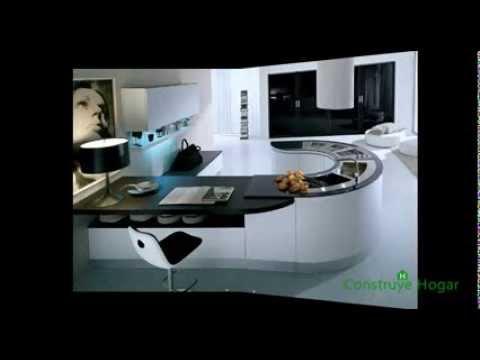Ideas para cocinas vidoemo emotional video unity for Diseno de cocinas integrales