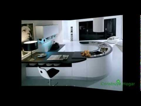 Ideas para cocinas vidoemo emotional video unity - Disenos de cocinas modernas ...