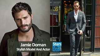 Jamie Dornan, Model And Actor : Street Style & Fashion | 50 Shades of Grey Actor