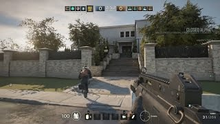 RAINBOW SIX SIEGE - CLOSED ALPHA