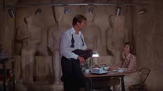 THE SPY WHO LOVED ME - BOND AND MONEYPENNY