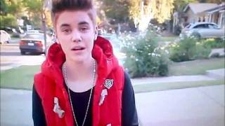 Justin Bieber Surprising Fans At Their House