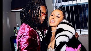 Cardi B Ready To Give Offset Some NECK after Winning BET Award!
