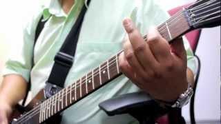 Mesa Boogie Mark V Metallica Tone : Through The Never (Rhythm)