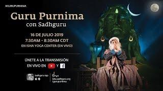 Guru Purnima - En Vivo Con Sadhguru
