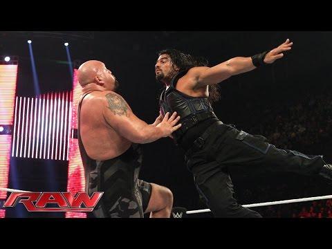 Xxx Mp4 Roman Reigns Vs Big Show Raw January 5 2015 3gp Sex
