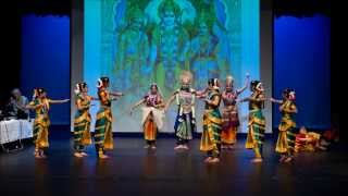 KA Academy - Dasavatharam, A Multimedia Dance production & Annual Day Recital 2013