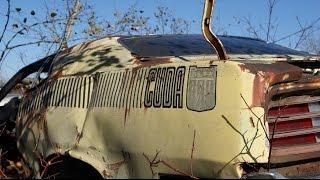 Muscle Car Junkyard Part 11: AAR Cuda in the Junkyard