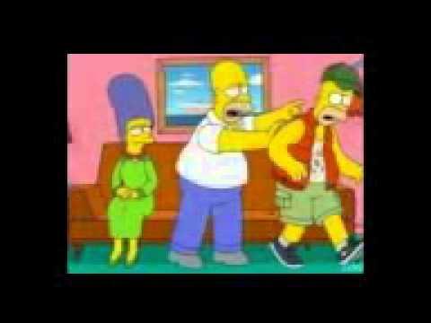 Los Simpson Atraves del tiempo