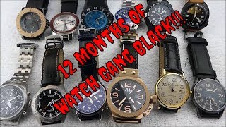 Watch Gang Black Subscription Full 12 Month Review!!! Is Watch Gang Black Worth It?