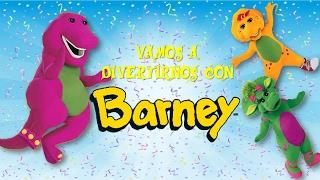 Barney - Vamos a divertirnos con Barney - Soundtrack