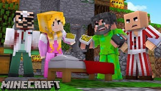 ULTIMATE MINECRAFT BEDWARS: NOODLES VS PASTA!