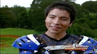 Power Rangers Ninja Storm - Looming Thunder - Enter Hunter and Blake