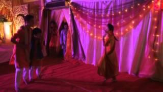 Performing @ Tanveena Faiz Ema apu's Holud