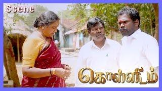 Kollidam Tamil Movie | Scene | Vadivukarasi Arrange Lunch For Nesam Murali