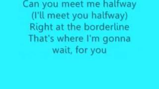 Black Eyed Peas - Meet Me Halfway (Lyrics on screen)