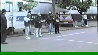 OTRAFAMILIA -- Ciclismo - Prova Circuito Brahma - Curitiba PR - 1995 (v09)