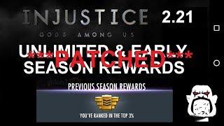 injustice unlimited credits