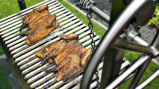 Is this the coolest grill on the market right now?