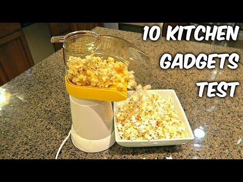 10 Kitchen Gadgets put to the Test part 15