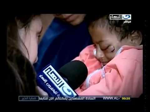 صبايا الخير الأم تفقء عين ابنتها 28 2 2012