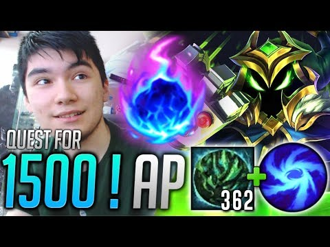 Xxx Mp4 YOUMUUS|QUEST FOR 1500AP ON VEIGAR 3X INFERNO GATHERING STORM CLICKBAIT LEVELS OF AP 3gp Sex