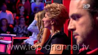Audicionet e fshehura - Episodi 4 - Enca Haxhia - The Voice of Albania - Sezoni 1