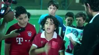 """يوميات زوجة مفروسة أوي ج2 - سولى لاعب كرة قدم على طريقة """"محمد صلاح"""" ..""""إبعد عن نادي السيديهات"""""""