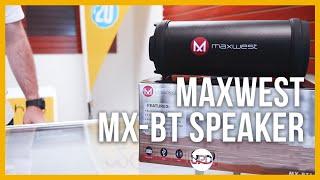 MAXWEST BLUETOOTH SPEAKERS