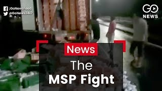 The MSP Fight