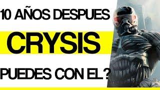 10 años de Crysis, tu PC puede con el? Hablemos de Crysis (4K GTX 1080 Benchmarks)