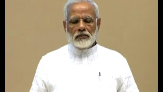 PM Modi addresses students' convention on the theme of Young India, New India