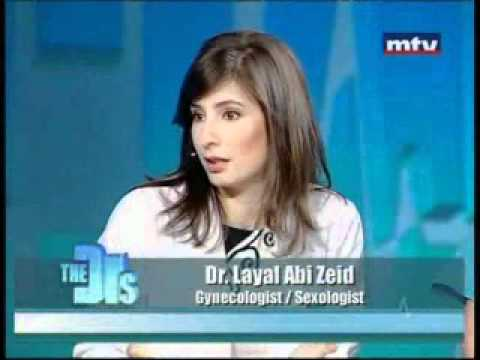 P Mate at the Doctors Show on MTV Lebanon