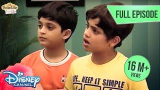 The Suite Life Of Karan and Kabir | Season 1 Episode 9 | Disney India Official