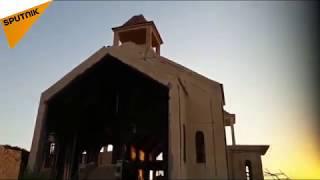 """برعاية أمريكية...""""داعش"""" و""""قسد"""" يطمسان الوجود الآشوري بسوريا: استبداد وتهجير وتدمير كنائس"""