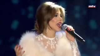 Nancy Ajram Ah W Noss Cedars international festival 06 Aug 2016   نانسي عجرم اه و نص مهرجان الارز