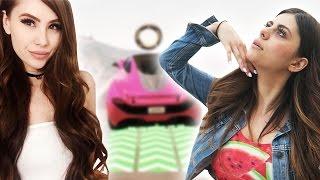 SANNA VS AZZY VS LEAH! (GTA 5 Funny Moments)