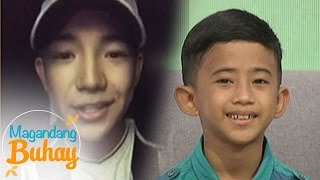 Magandang Buhay: Darren's message to Jhon Clyd