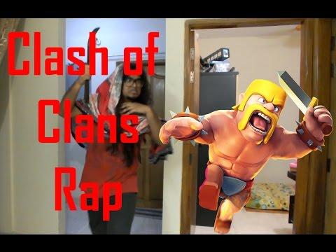 Clash Of Clans Bangla Rap