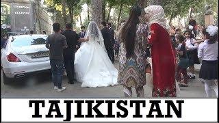 Tajikistan/Dushanbe (Wedding Party Ceremony) Part 15