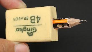 6 Incredible Life Hacks for Eraser