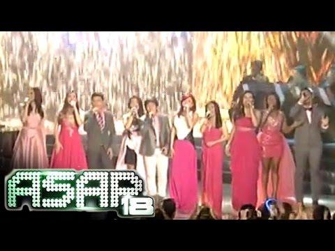 ASAP 18 Pinoy Singing Champs