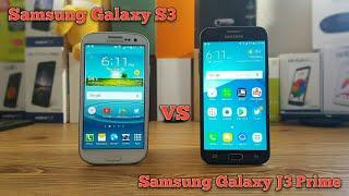 Samsung Galaxy S3 VS Samsung Galaxy J3 Prime Speed Test