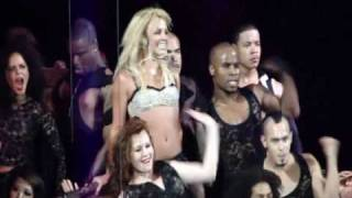 The Circus Starring Britney Spears Tour DVD - Get Naked (I Got A Plan)